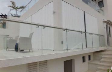 Cortinas anticiclónicas en Cancún