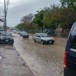 Lluvias en Cancún ocasionan inundaciones